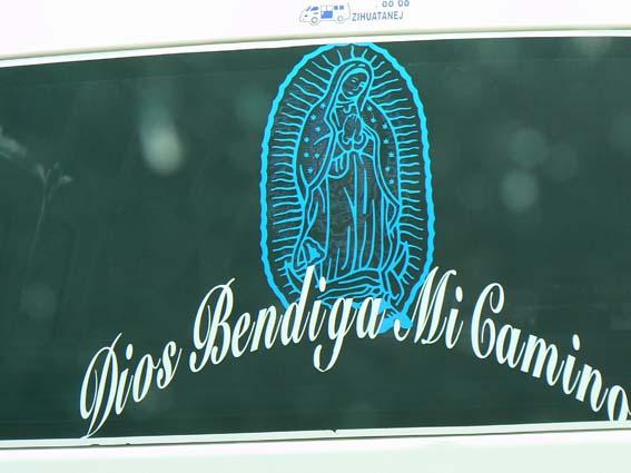 dios bendiga nuestro camino